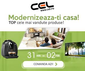 Reduceri la electrocasnice si a televizoare cu discounturi de 55%
