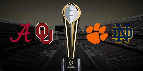 Image result for college football playoff 2019