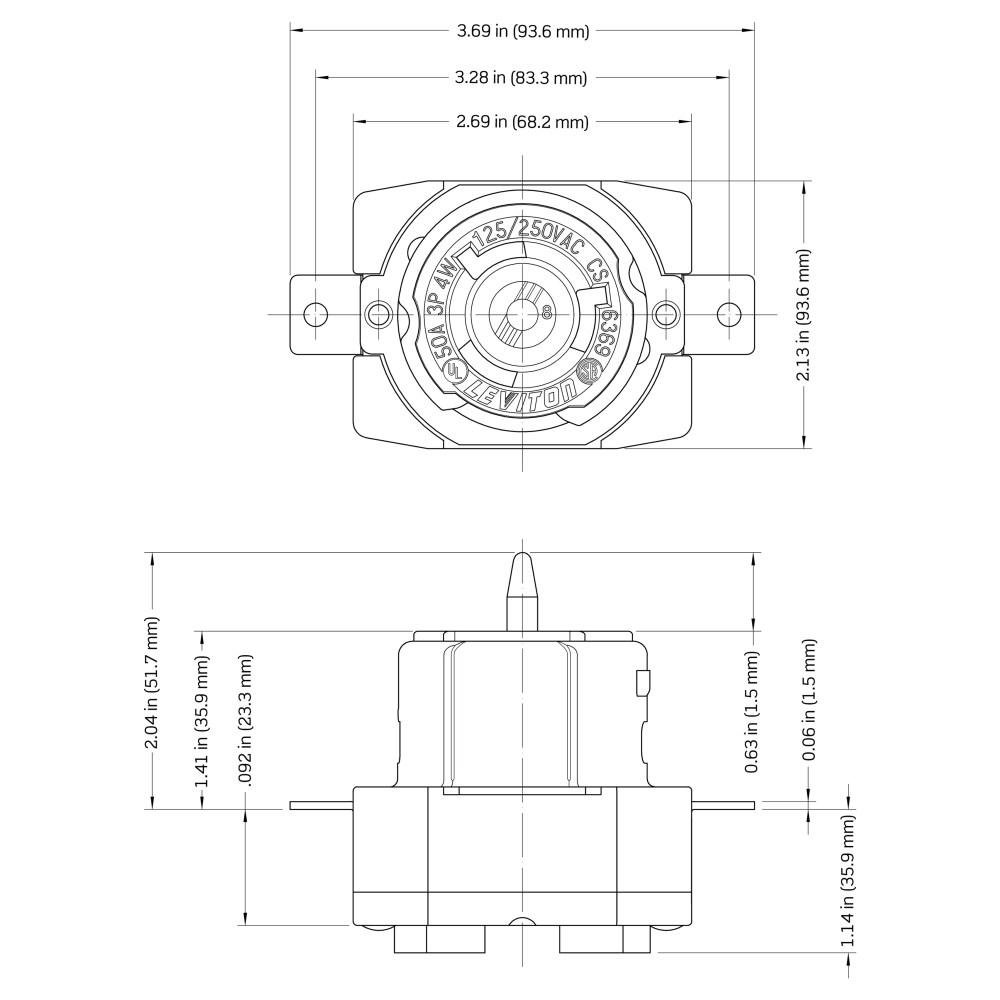 medium resolution of leviton 50 amp wire diagram wiring diagrams global leviton 50 amp wire diagram