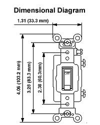 Leviton Double Rocker Switch Wiring Diagram