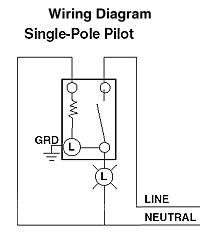 Leviton Pilot Light Switch Wiring wwwlightneasynet