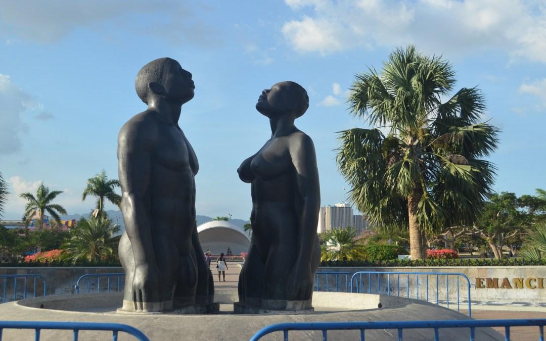 Jamaïque : Le Parc de l'Émancipation
