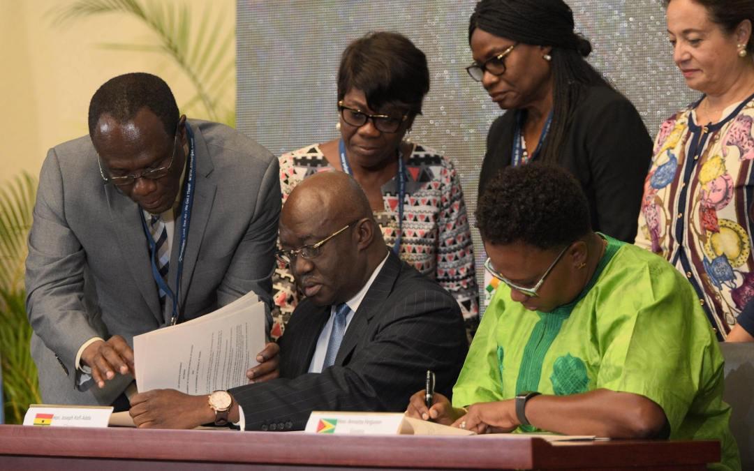 Bientôt des vols directs entre les Caraïbes et l'Afrique