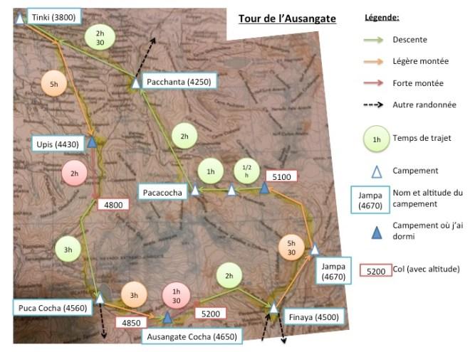 Plan Ausangate - 1