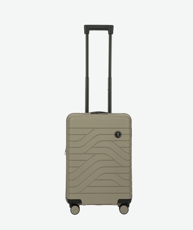 valise cabine grise 55cm avec soufflet ulisse be young bric s le voyageur matiere polypropylene poids de la valise 2 98 kg dimension de la valise