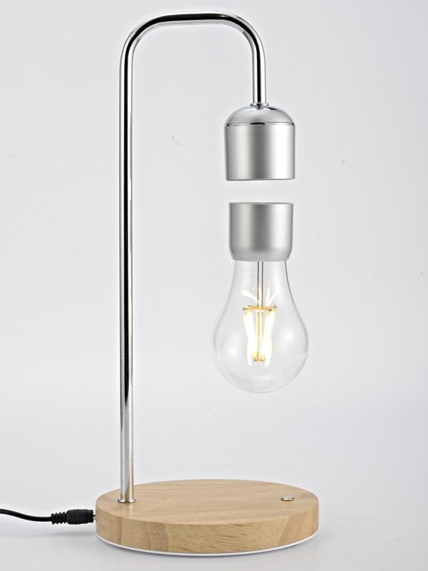 Купить лучший подарок- левитирующую лампочку с креплением сверху в Москве и Санкт-Петербурге, купить левитационную лампочку в России. Левитирующие лампочки с крещением сверху, летающие ночники.