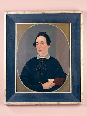 AUNT DOLLY BY WILLIAM MATTHEW PRIOR (1806-1873)