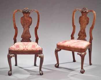 Schuyler Chair Pair