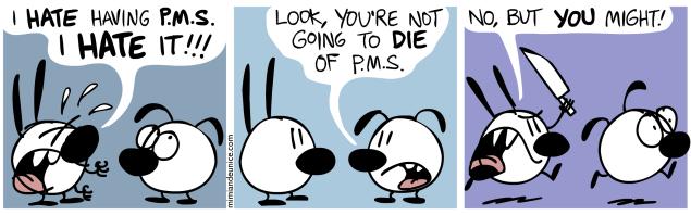 PMS animation