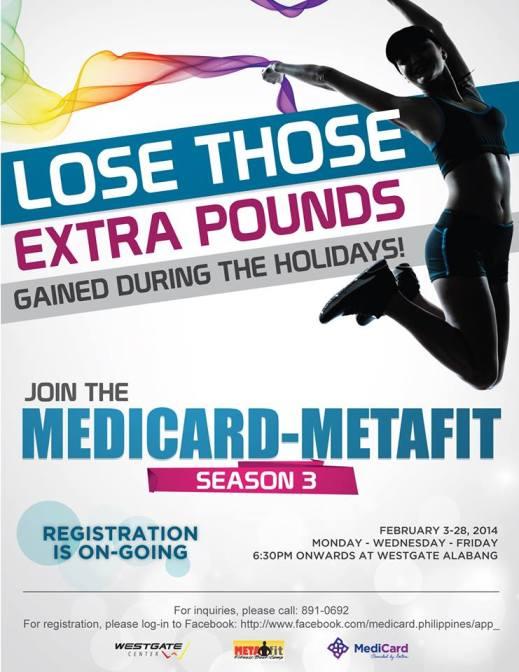 Medicard Metafit