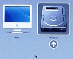 EFI Bios di un MAC