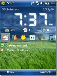 HTC Tytn II Windows Mobile 6.1