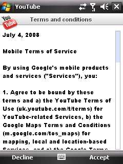 YouTube Mobile Application - 12