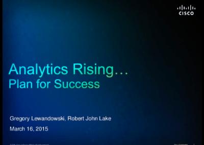 Analytics Rising