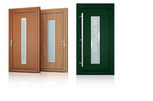 DECO ALUMINIUM EXTERNAL DOORS | LEWANDOWSKI