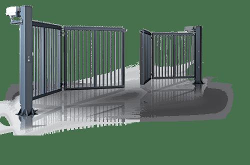 INDUSTRIAL FOLDING GATES | Lewandowski