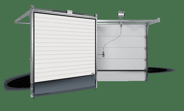 UniPro sectional doors | LEWANDOWSKI