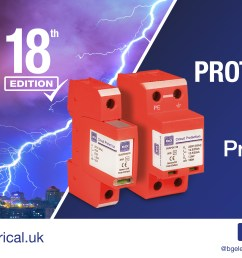 surge protection devices and the 18th edition regulations lew electrical distributors [ 4001 x 2251 Pixel ]