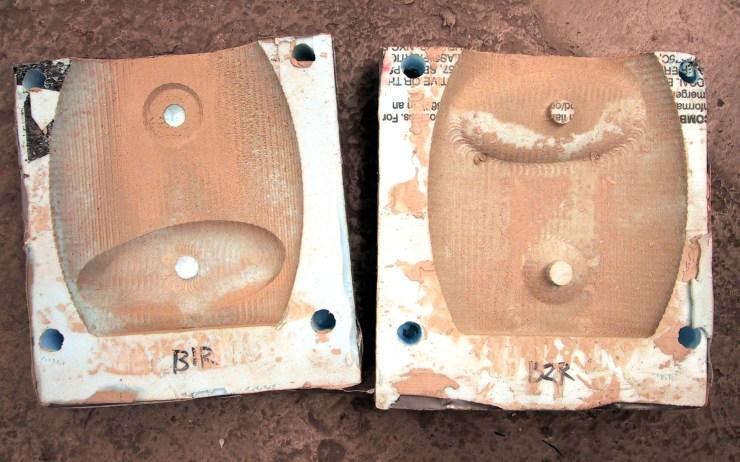 Concrete Moonbabies (2002) molds