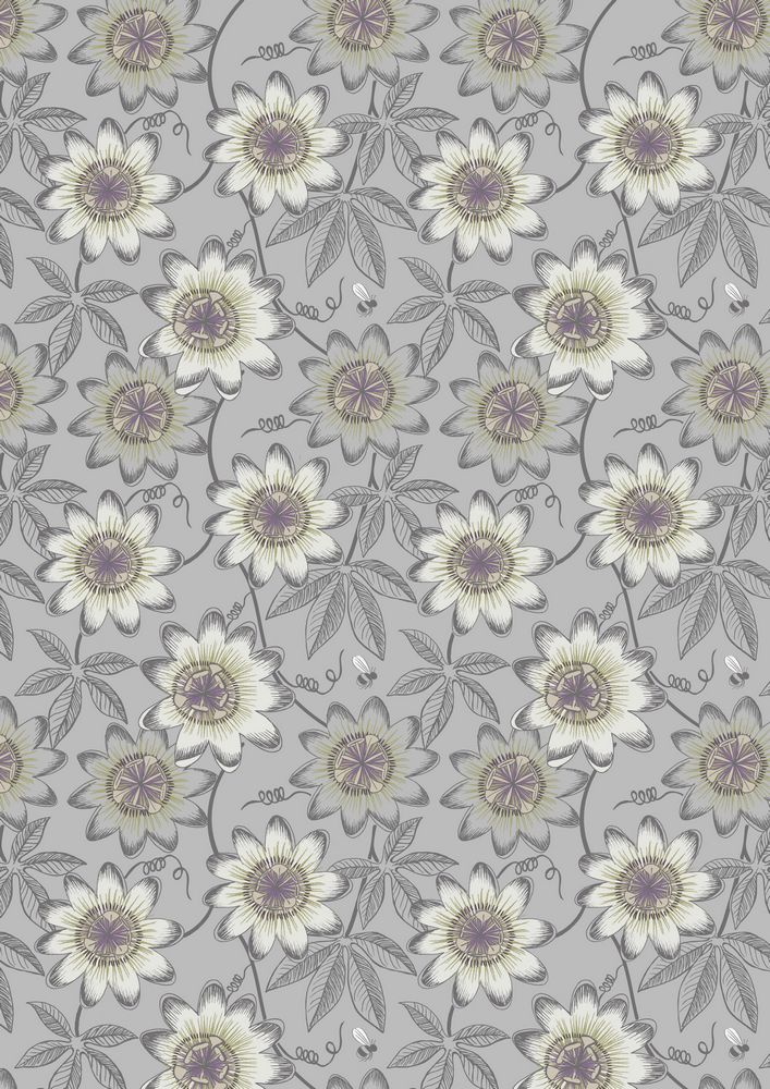 A124.2 - Grey passion flower