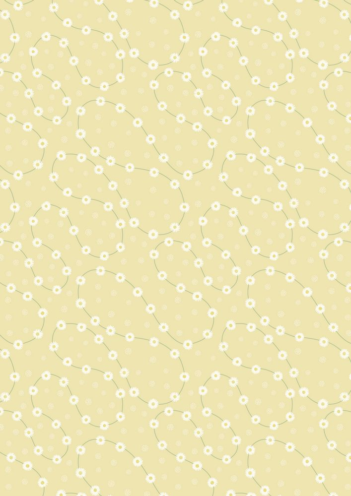 A151.1 - Daisy chain on yellow