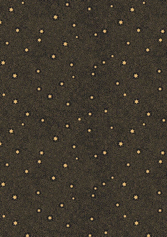 CHR9.2 - Fairy dust on black (metallic)