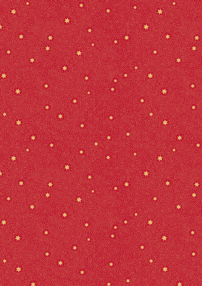 CHR9.3 - Fairy dust on red (metallic)