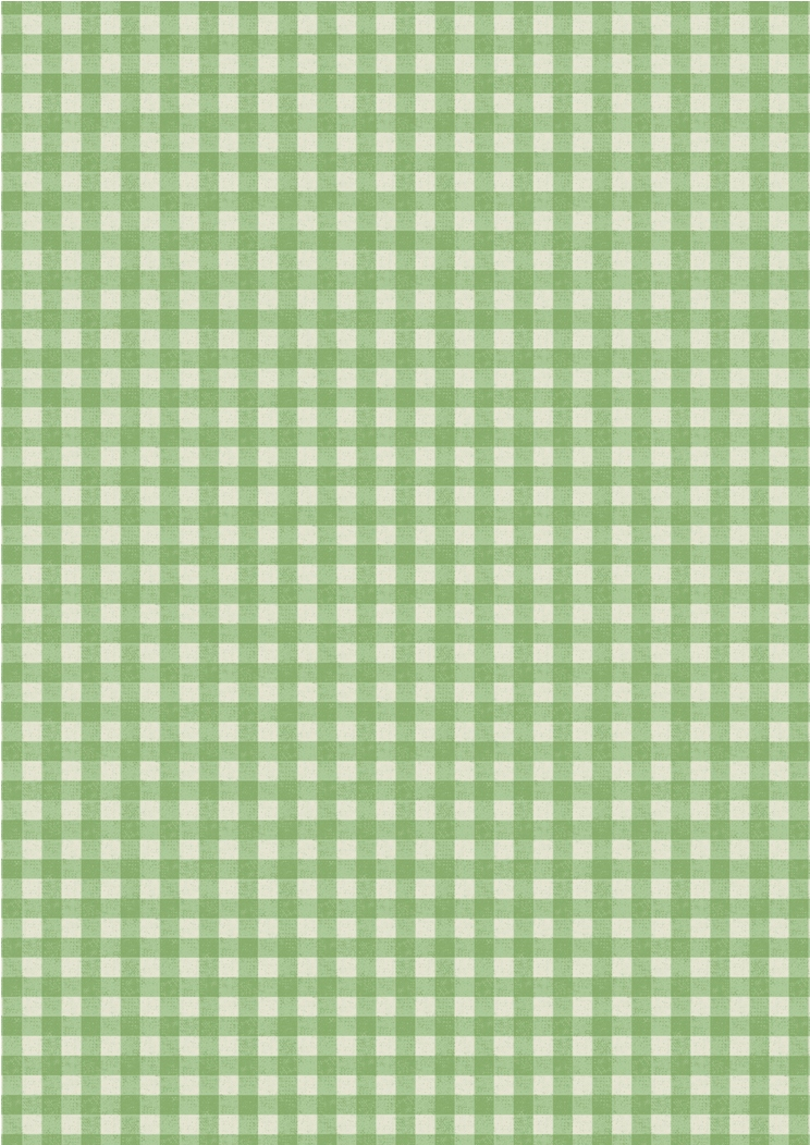 A213.1 - Grass rustic gingham