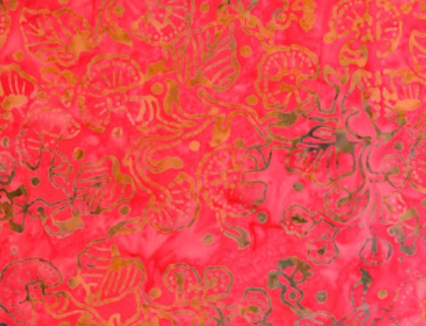 "BT74 - 45"" 100% Cotton Batik"