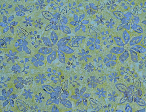 "BT98 - 45"" 100% Cotton Batik"
