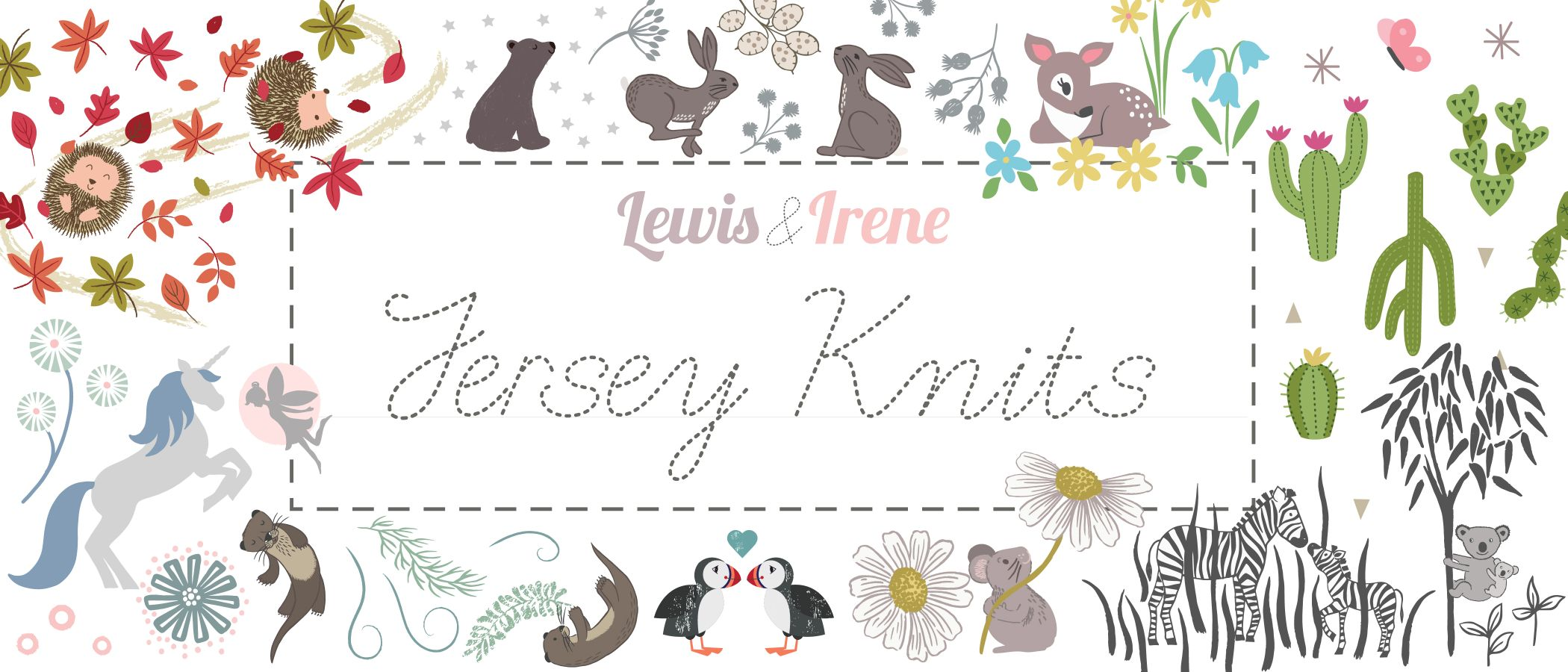 Jersey Knits Graphic