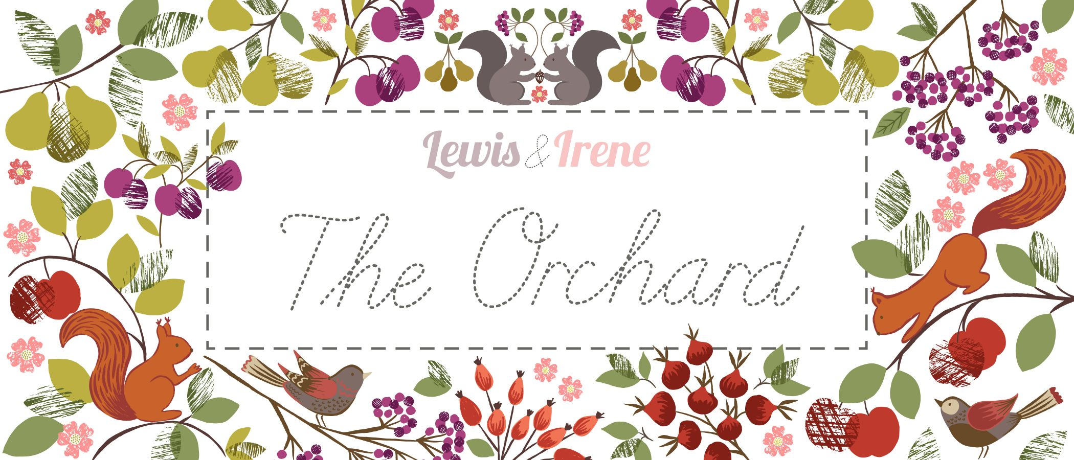 The Orchard Graphic