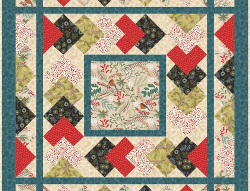 New Forest Winter Quilts