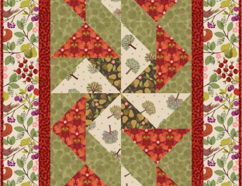 The Orchard Table Runners