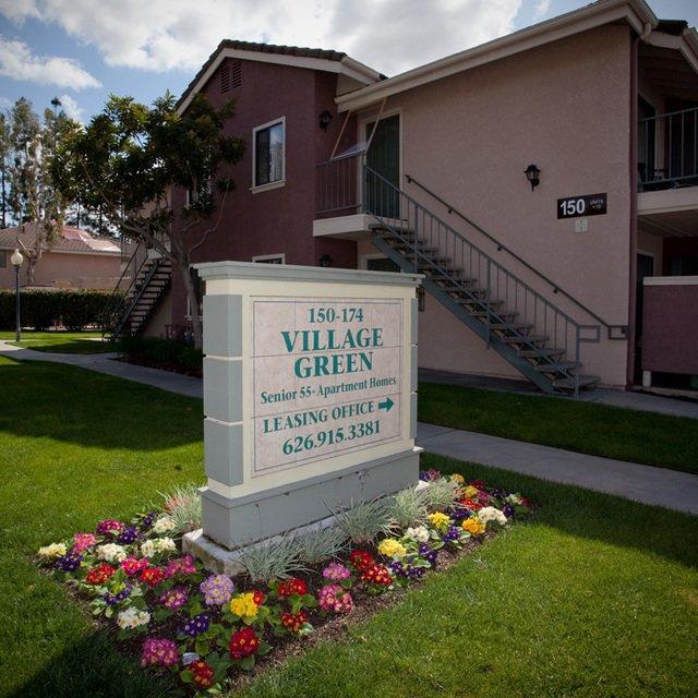 Village Green Senior Apartments  Home