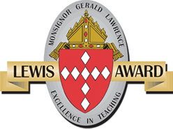 The Lewis Award