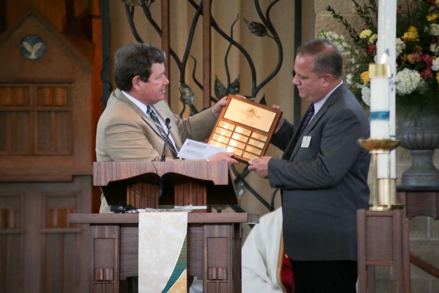 Award Ceremony for Mrs. Marilyn Stuit