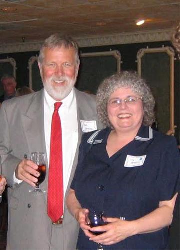 Joe and Sue Hoying