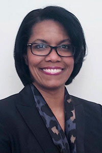 Lytia Reese, Superintendent of Schools of the Diocese of Raleigh