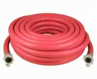 "Jack Hammer Air Hose 3/4"" x 50' w/Chicago Fittings Made in ..."