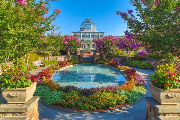 of top gardens
