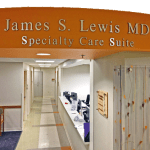 Specialty Care Wing at The Eye Institute