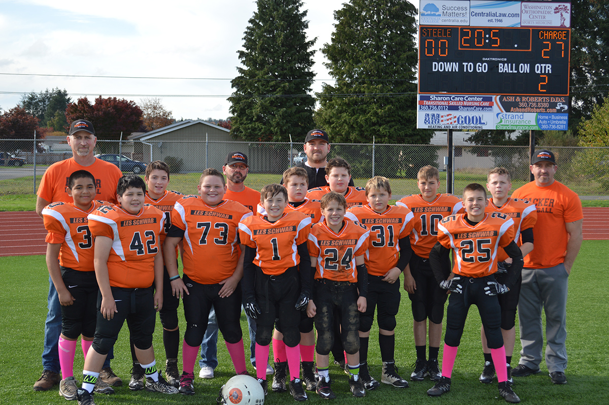 Twin City Youth Football Team Is Going To The