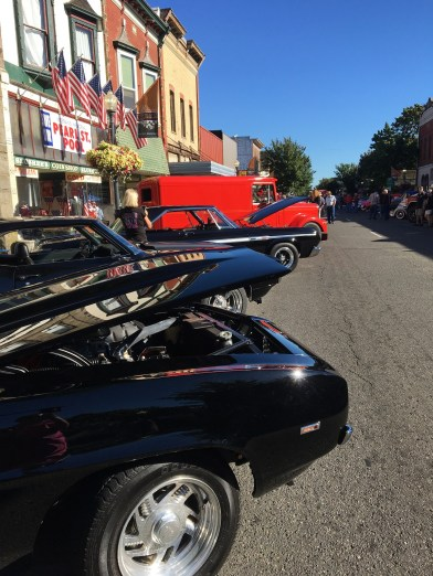 The Centralia-Chehalis Chamber of Commerce sponsors the Hub City Car Show. The Chamber loves to support family-friendly events that support the community. Photo courtesy: Centralia-Chehalis Chamber of Commerce.