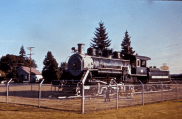 Steam Train Chehalis. Photo courtesy: Steve Richert.