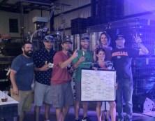 Photo courtesy: Dick's Brewing Company.
