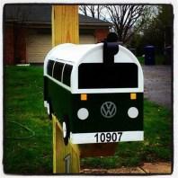 Bus Box Green
