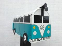 Bus Box Teal