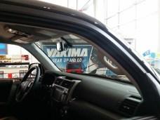 Inside of 4Runner at I-5 Toyota
