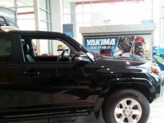Passenger Side of 4Runner at I-5 Toyota